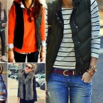 Inspiring fall outfits The Vest look