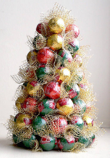 interesting Christmas Tree