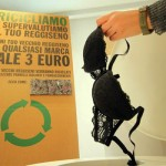 Intimissimi bra recycling project