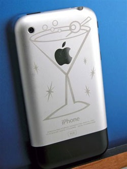 Would You Laser Engrave You iPhone?