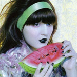 Dreamy Irina Lazareanu By Miles Aldridge