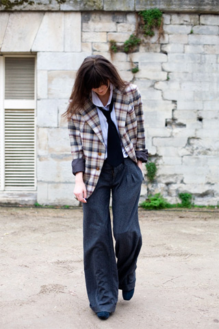 Irina Lazareanu the Real Style Icon