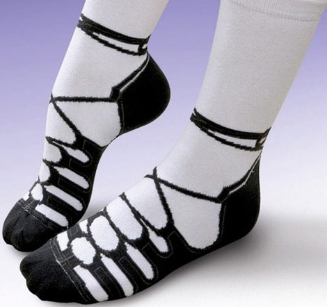 Would You Wear The Irish Dance Socks?