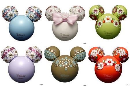 Iriver Mplayer by Disney with Swarovski