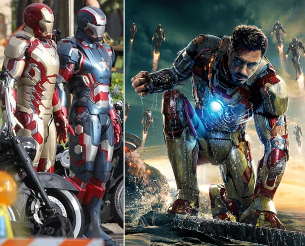 Iron Man 3 plot hints