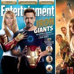 Iron Man 3 spoiler EW cover poster