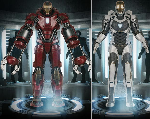 Iron Man armor Iron Man 3