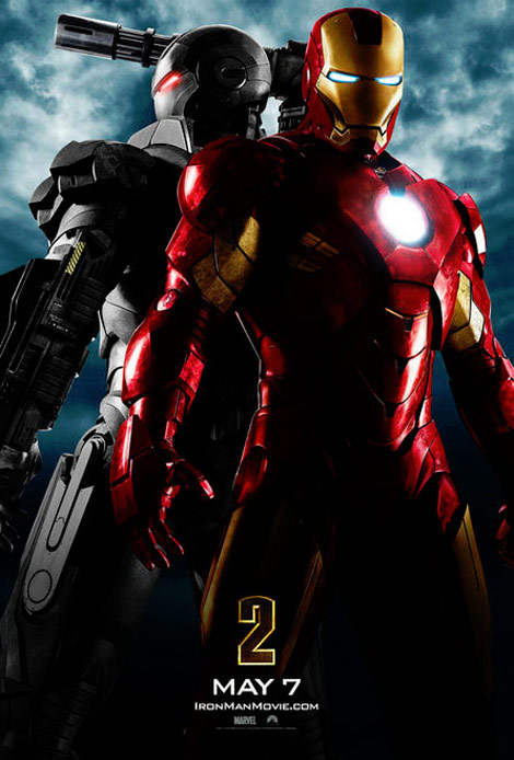 Iron Man 2 Looks Like This