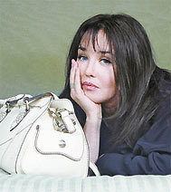 Isabelle Adjani is the New Lancel Ambassador