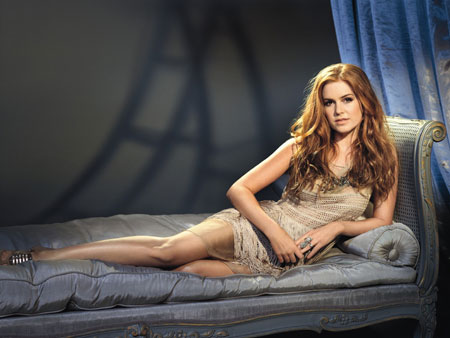 Isla Fisher Instyle UK February 2009