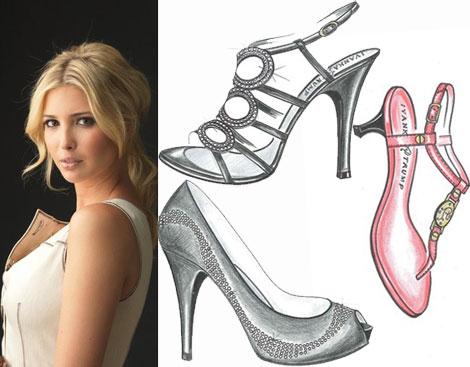 Ivanka Trump shoes collection