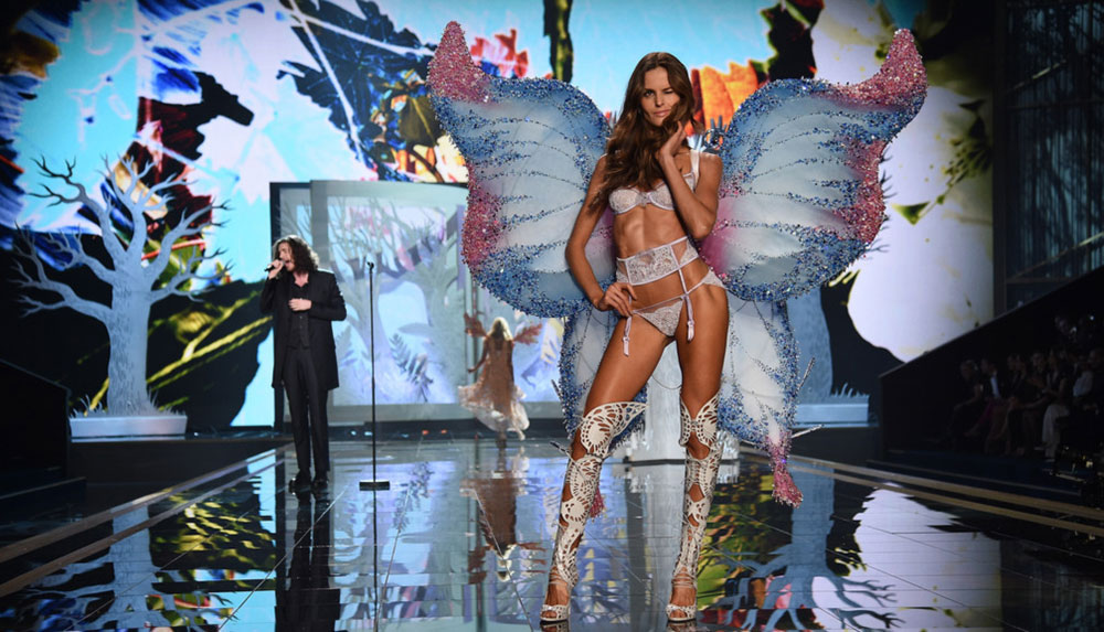 Izabel Goulart Victoria s Secret 2014 Fashion Show
