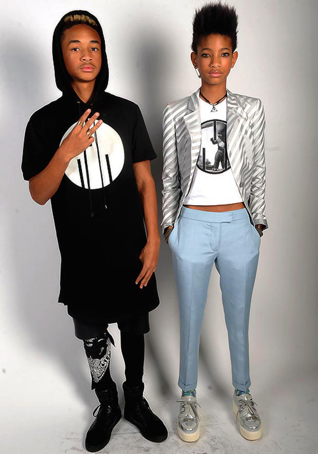 Jaden Willow Smith MSFTSrep clothing