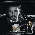 James Franco Gucci Made to Measure ad campaign