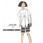Jane wardrobe update Alexander Wang