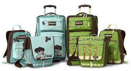JanSport Artist Series Backpacks