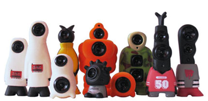Jason Siu Munny Like Speakers Collection