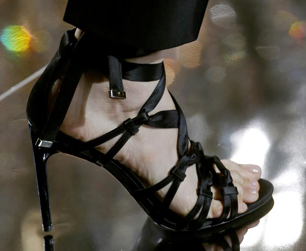 Jason Wu Fall 2013 collection sandals