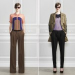 Jason Wu PreFall 2011 Wide Leg Pants lace parka