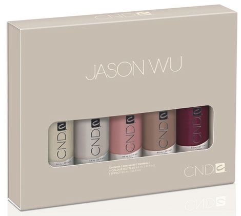 Jason Wu Spring 2011 CND Nail Polish Collection