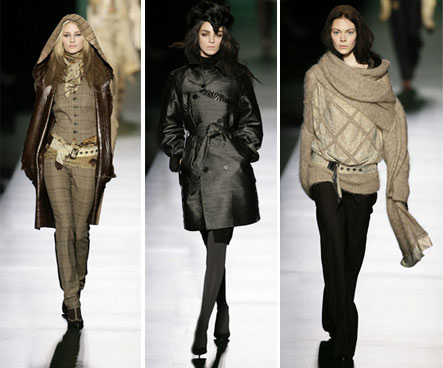 2011 Fall Winter Fashion Trends
