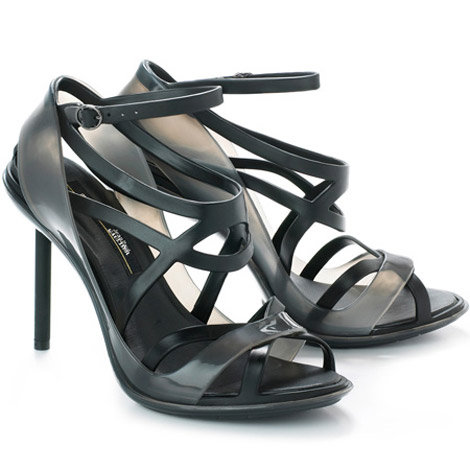 Jean Paul Gaultier's Melissa Shoes