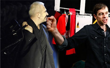 Jean Paul Gaultier out Christophe Lemaire in Hermes