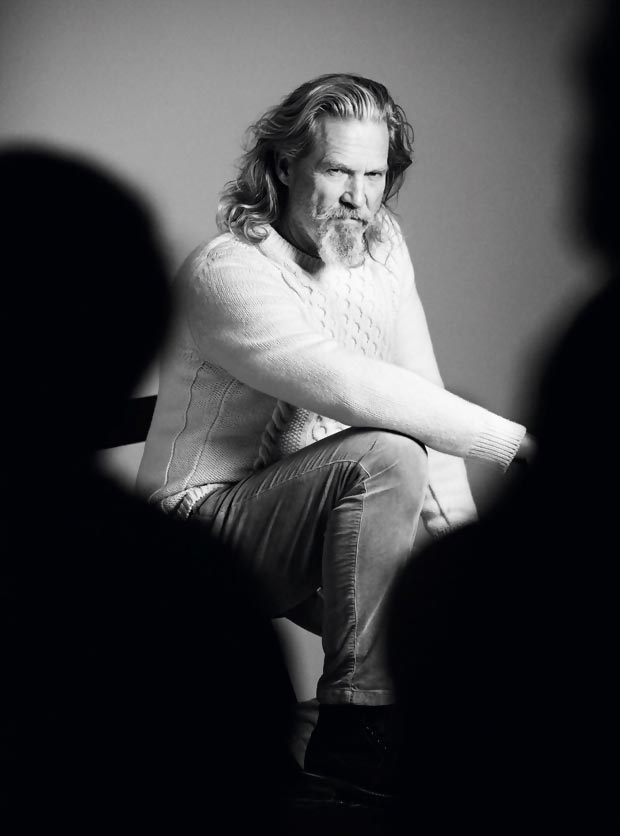 Jeff Bridges Marc O Polo campaign Mario Sorrenti