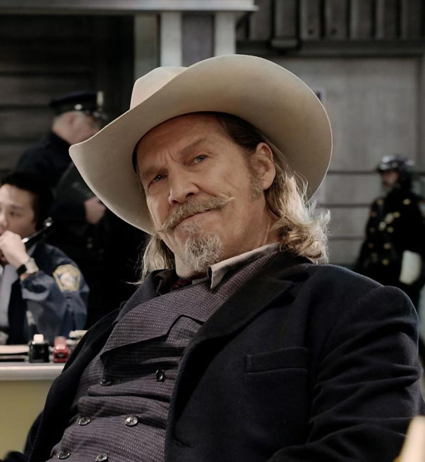 Jeff Bridges RIPD scene