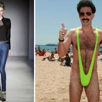 Jeggings Mankini in the dictionary