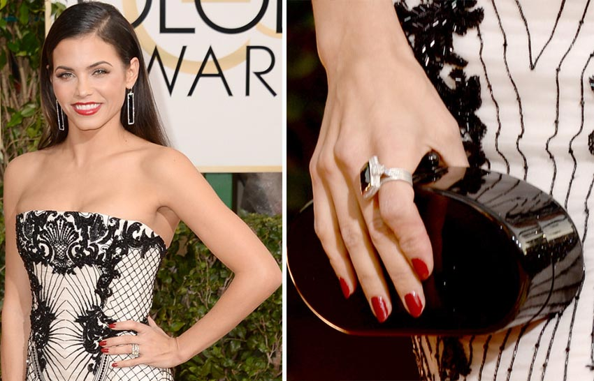 Jenna Dewan nails 2014 Golden Globes