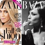 Jennifer Aniston Harper s Bazaar September 2010 covers