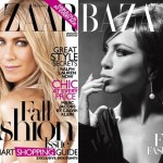 Jennifer Aniston Harper s Bazaar September 2010 covers large