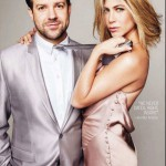 Jennifer Aniston Jason Sudeikis Marie Claire July 2011 cover
