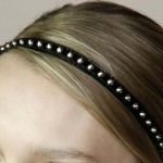 Jennifer Behr Fall 2009 headbands collection 2
