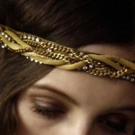 Jennifer Behr Fall 2009 headbands collection 5