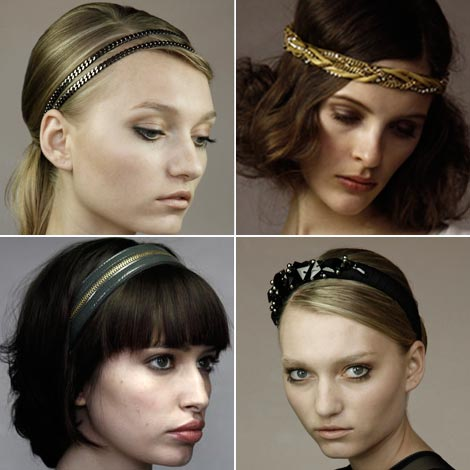 hair accessories Jennifer-behr-fall-2009-headbands