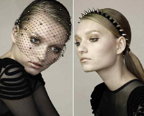 Dare To Wear Jennifer Behr's Studded Headbands?