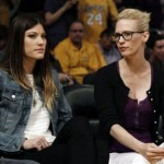 Jennifer Carpenter January Jones together