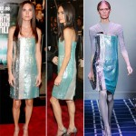 Jennifer Connelly Balenciaga dress Earth Still premiere