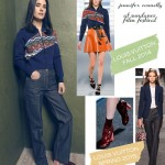How To Wear The Season's Trends:  Jennifer Connelly's Sundace Vuitton 70s Outfit