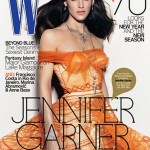 Jennifer Garner W Magazine January 2010 cover