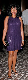 Jennifer Hudson Sequins Dress