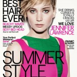 Jennifer Lawrence Marie Claire June 2014 cover