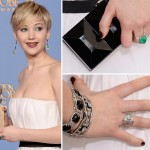 Jennifer Lawrence nails 2014 Golden Globes