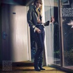 Jennifer Lawrence Vogue Italy pictorial