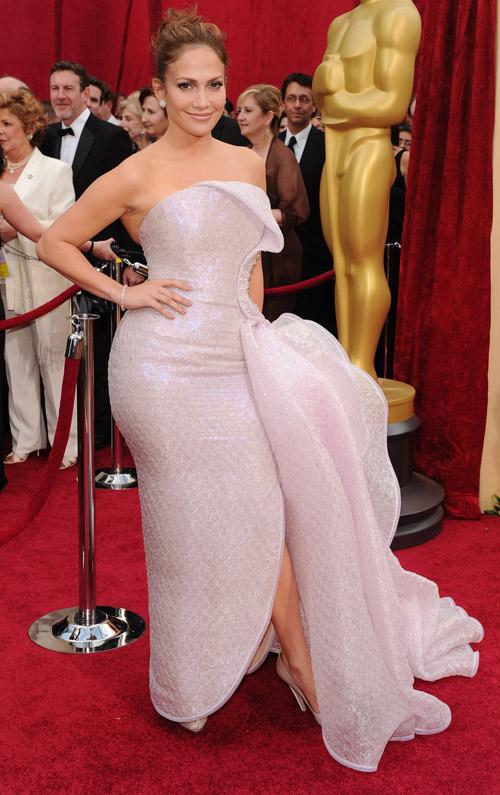 Jennifer Lopez Armani prive Dress 2010 Oscars 5