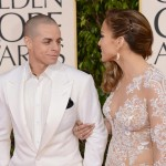 Jennifer Lopez date 2013 Golden Globes