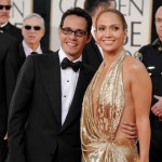 Jennifer Lopez Marchesa dress Golden Globe Awards 2009 2