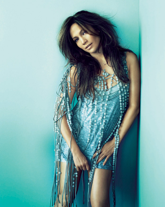 Jennifer Lopez Marie Claire UK June 2010 3
